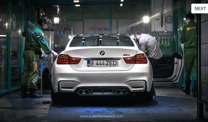 z performance bmw m4 5 BMW M4 F82, Z Performance bietet Felgenprogramm an