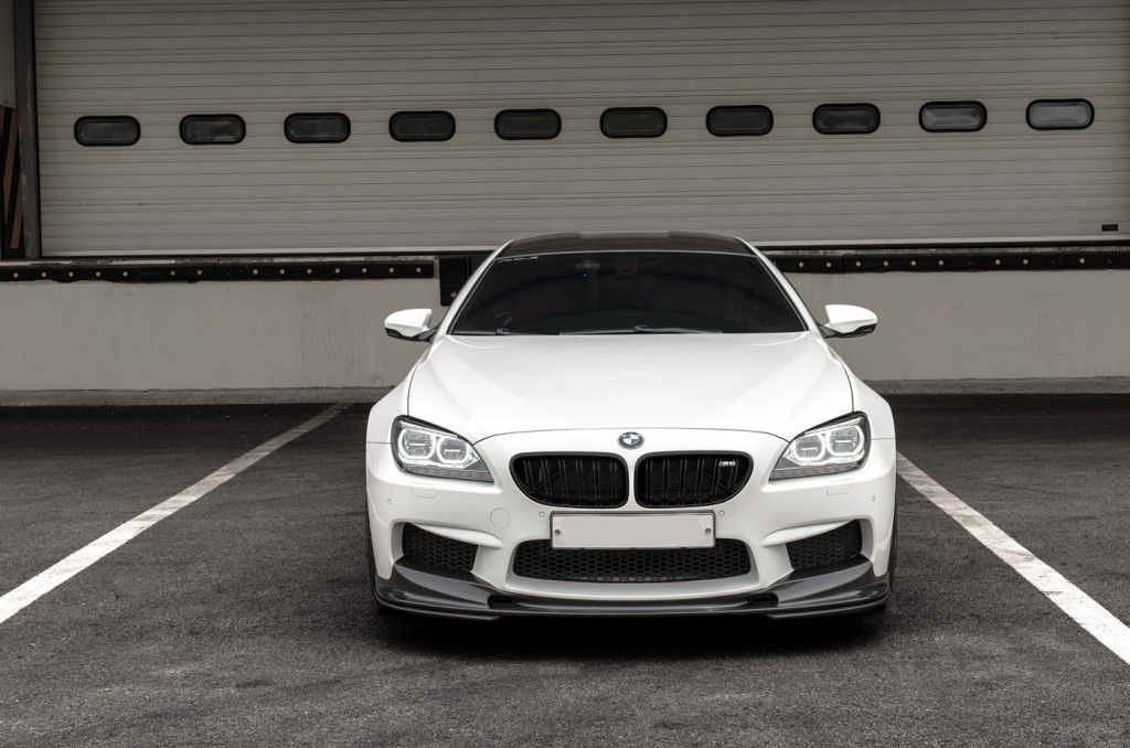 BMW M6 Gran Coupe With 3D Design 3 BMW M6 Gran Coupé mit Tuning von 3D Design
