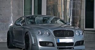 Bentley Continental GT Supersports Anderson 1 310x165 Continental GT Supersports mit Power vom Tuner Anderson