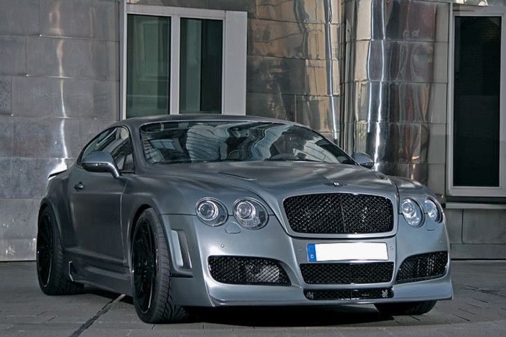 Bentley Continental GT Supersports Anderson 1 Continental GT Supersports mit Power vom Tuner Anderson