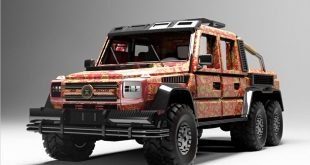 Dartz Red Russian Tuning G 6x6 7 310x165 Dartz Red Russian G 63 AMG 6×6... Ohne Worte!