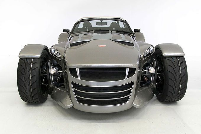 Donkervoort D8 GTO 1 Donkervoort D8 GTO. Tuning Rakete mit 400PS
