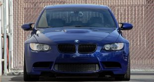 Interlagos Blue E90 M3 3 310x165 Dezenter BMW E90 M3 vom Tuner European Auto Source