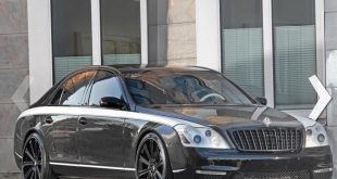 Knight Luxury Sir Maybach Tuning Luxus Limousine 1 310x165 712 PS im Sir Maybach 57S vom Tuner Knight Luxury