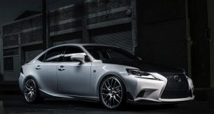 Lexus IS 350 F Sport Seibon Carbon 1 310x165 Dezent   Seibon Carbon Parts am neuen Honda Civic Type R