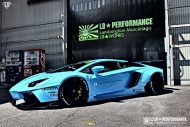 Liberty Performance aventador 2 190x127 LIBERTY WALK Performance Tuning am LAMBORGHINI AVENTADOR