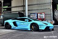 Liberty Performance aventador 3 190x127 LIBERTY WALK Performance Tuning am LAMBORGHINI AVENTADOR
