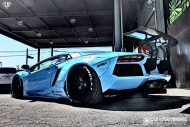 Liberty Performance aventador 5 190x127 LIBERTY WALK Performance Tuning am LAMBORGHINI AVENTADOR