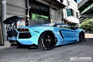 Liberty Performance aventador 6 190x127 LIBERTY WALK Performance Tuning am LAMBORGHINI AVENTADOR
