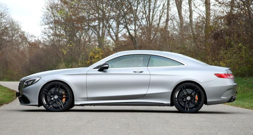 MERCEDES S 63 AMG COUPÉ C217 Tuning G-Power 1