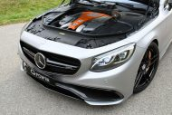 MERCEDES S 63 AMG COUP%C3%89 C217 Tuning G Power 3 190x127 705 PS im MERCEDES S 63 AMG COUPÉ von G Power