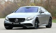 MERCEDES S 63 AMG COUP%C3%89 C217 Tuning G Power 4 190x113 705 PS im MERCEDES S 63 AMG COUPÉ von G Power