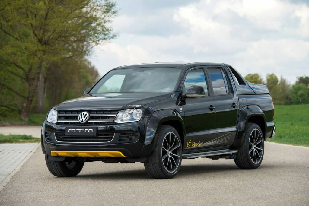 Power Stop Brakes >> Finally King format for the VW Amarok. MTM donated a V8 ...