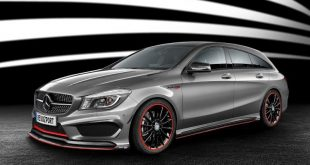 Mercedes Benz CLA Shooting Brake RevoZport tuning 1 310x165 RevoZport tunt den brandneuen Mercedes CLA Shooting Brake
