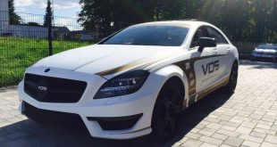 Mercedes CLS 63 AMG vos tuning 1 310x165 Lamborghini Huracan Spyder LP610 4 mit 630PS by VOS Cars