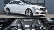 Mercedes E 63 AMG Coupe 7 190x107 Mercedes E Klasse Coupe mit Mcchip DKR Power!