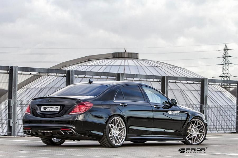 Prior Design Mercedes S-Klasse W222 PD800S Tuning 2
