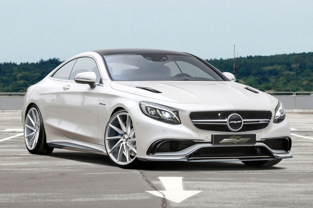 S 63 AMG voltage design 1 High Voltage! Voltage Design tunt den Mercedes S63 AMG