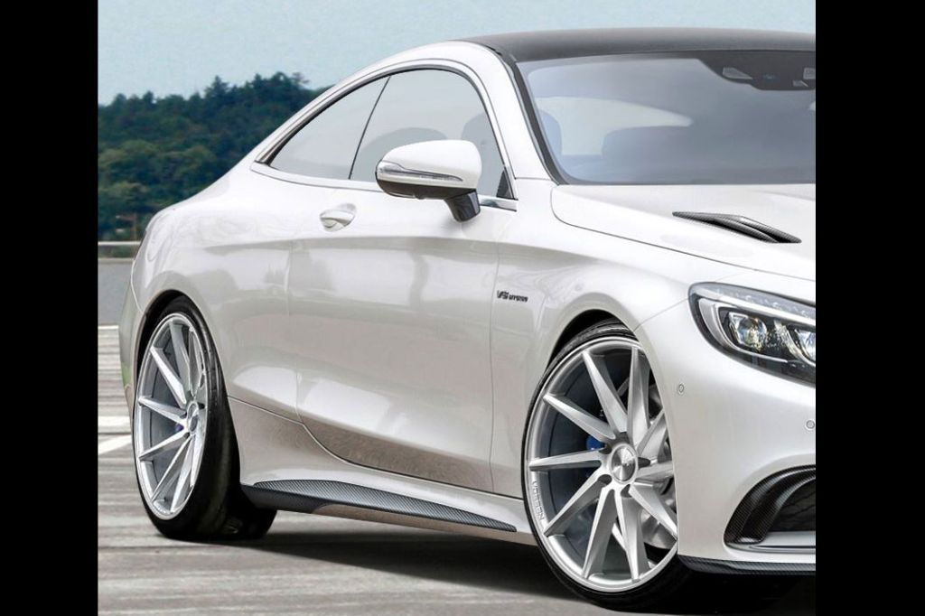 S 63 AMG voltage design 2 High Voltage! Voltage Design tunt den Mercedes S63 AMG
