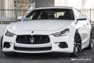 Wald Internationale Maserati Ghibli Black Bison Bodykit Tuning B11 Felgen 13 190x127 Maserati Ghibli Black Bison vom Tuner Wald International