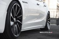Wald Internationale Maserati Ghibli Black Bison Bodykit Tuning B11 Felgen 9 190x127 Maserati Ghibli Black Bison vom Tuner Wald Internationale