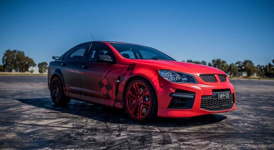 Walkinshaw Performance Products HSV GTS 1 Holden HSV GTS mit knapp 700PS durch Walkinshaw Performance Products
