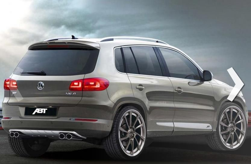 abt sportsline vw tiguan tuning f r das suv der. Black Bedroom Furniture Sets. Home Design Ideas