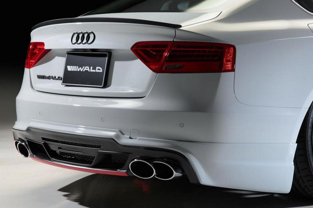 audi a5 sportback Wald Internationale 2 Audi A5 Sportback. Tuning von Wald Internationale