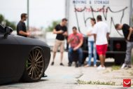 black challenger srt8 vossen wheels 18 190x127 Böser Dodge Challenger SRT8 mit Vossen Wheels