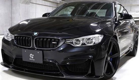 bmw m4 3d design 1 BMW M4 Coupe von 3D Design und MM Performance!