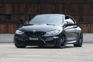 bmw m4 f82 coup%C3%A9 g power tuning 1 190x127 BMW M4 (F82) Coupe von G Power mit 520PS
