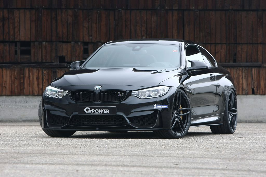 bmw m4 f82 coup%C3%A9 g power tuning 1 BMW M4 (F82) Coupe von G Power mit 520PS
