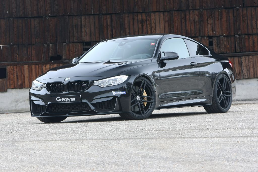 bmw m4 f82 coup%C3%A9 g power tuning 3 BMW M4 (F82) Coupe von G Power mit 520PS