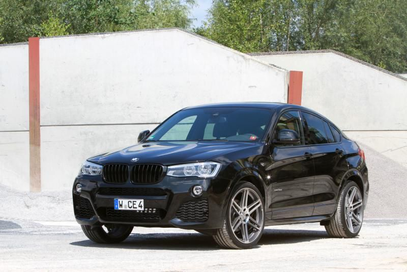 bmw x4 f26 xdrive 35d manhart 01 BMW X4 xDrive35d F26 mit Power von Manhart Performance