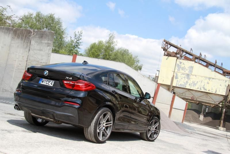 bmw x4 f26 xdrive 35d manhart 021 BMW X4 xDrive35d F26 mit Power von Manhart Performance