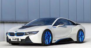 bmw i8 h u r 1 310x165 Tiefer und breiter. Tuning von H&R am BMW i8