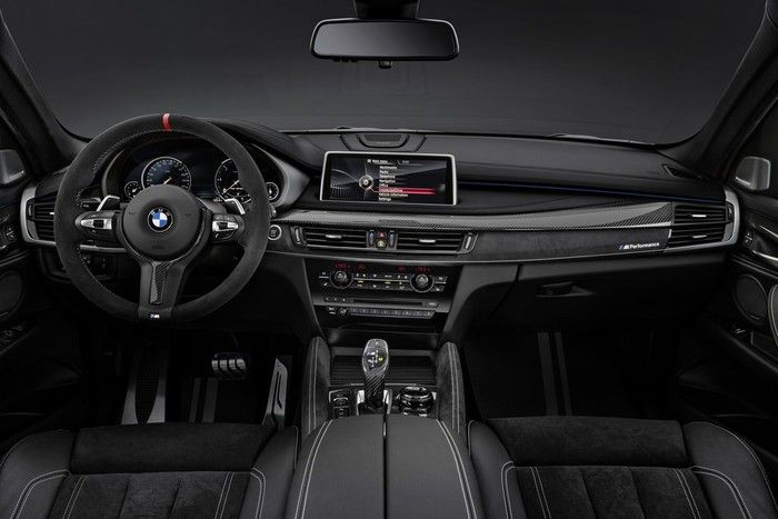 bmw x6 m performance parts 2 BMW M Performance Parts, Tuning am neuen BMW X6
