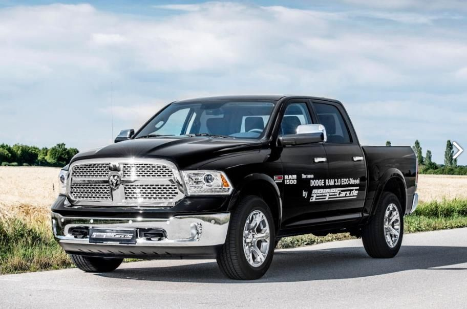 dodge ram geigercars eco diesel tuning 1 GeigerCars tunt den Dodge Ram 1500 V6 EcoDiesel!