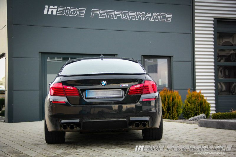 insideperformance bmw m5 f10 1 Klappenauspuff von insidePerformance für BMW M5 / M6 / M6 GC