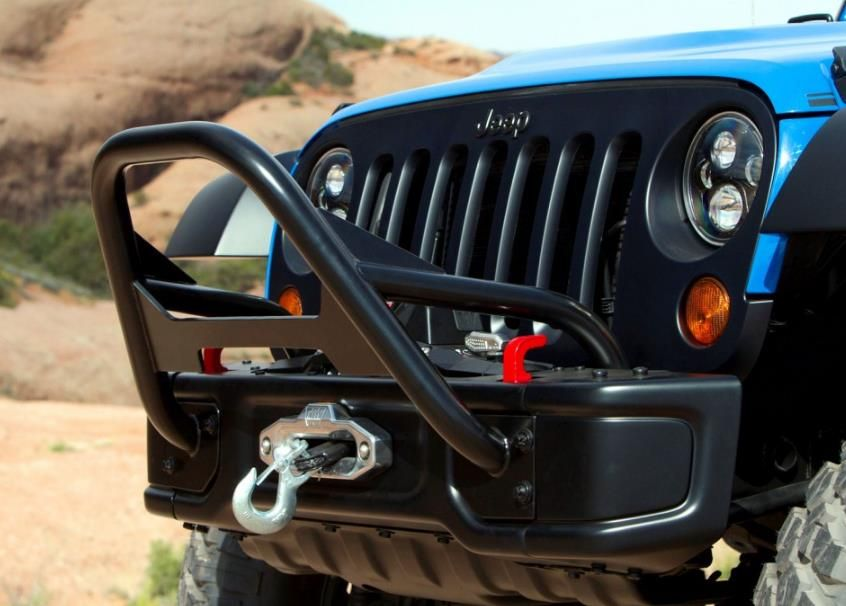 jeep wrangerl jeep performance parts 3 Jeep Wrangler vom Haus Tuner Jeep Performance Parts