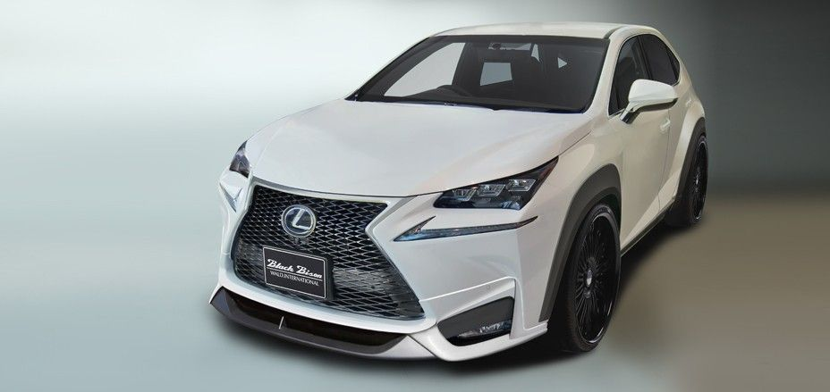 lexus nx wald black bison body kit 1 Lexus NX. Tuning von Wald Internationale zum Black Bison