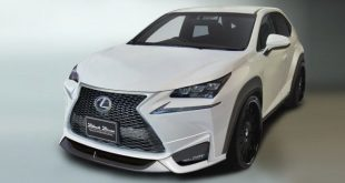 lexus nx wald black bison body kit 2 310x165 Lexus NX. Tuning von Wald Internationale zum Black Bison