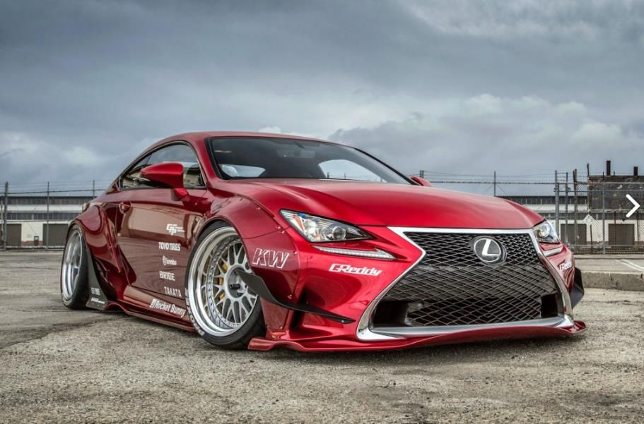 lexus rc 350 f sport by gordon ting 1 Brutale Optik und brutale Performance. Lexus RC 350 F Sport von Gordon Ting