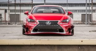lexus rc 350 f sport by gordon ting 4 310x165 Brutale Optik und brutale Performance. Lexus RC 350 F Sport von Gordon Ting