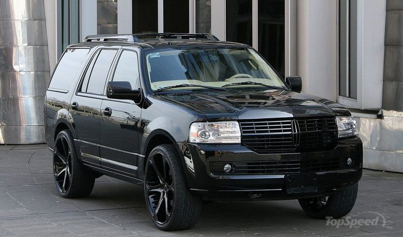 lincoln navigator anderson 1 Lincoln Navigator gestylt von Anderson Tuning