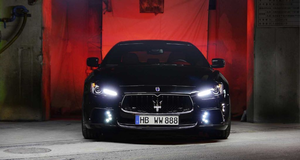 maserati ghibli wald internationale 03 Maserati Ghibli Black Bison vom Tuner Wald International