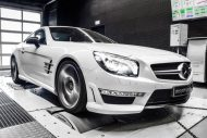 mercedes sl 63 amg mcchip dkr 1 190x127 Mcchip DKR with mega power in the Mercedes SL 63 AMG