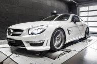 mercedes sl 63 amg mcchip dkr 2 190x127 Mcchip DKR with mega power in the Mercedes SL 63 AMG