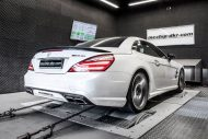 mercedes sl 63 amg mcchip dkr 3 190x127 Mcchip DKR with mega power in the Mercedes SL 63 AMG