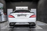 mercedes sl 63 amg mcchip dkr 5 190x127 Mcchip DKR with mega power in the Mercedes SL 63 AMG
